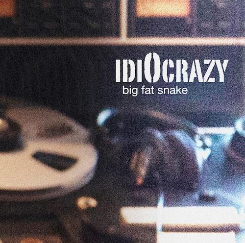 IdiOcrazy – Nyt album release 22 april 2014